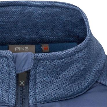 Ping Gents Dover Jacket Oxford Blue