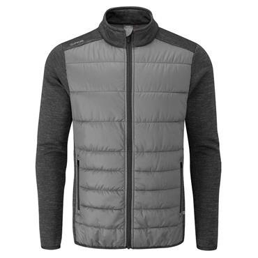 Ping Gents Dover Jacket Steel Grey