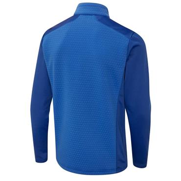 Ping Gent Mellor ½ Zip Top Delph Blue