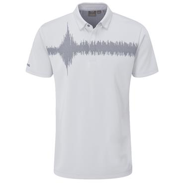 Ping Gents Frequency Polo Silver
