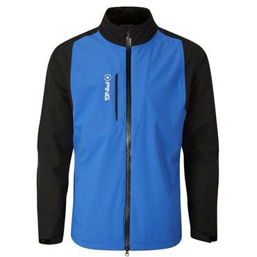 Ping Gents SensorDry Pro Waterproof Jacket Delph Blue Black