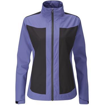 Ping Ladies Juno Waterproof Jacket Marlin - Black