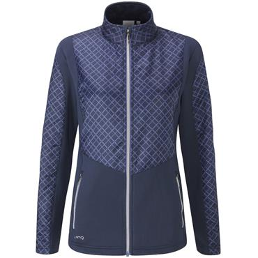 Ping Ladies Glow Jacket Oxford Blue