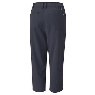 Ping Ladies Crystal Crop Trousers Navy