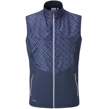 Ping Ladies Glow Vest Blue