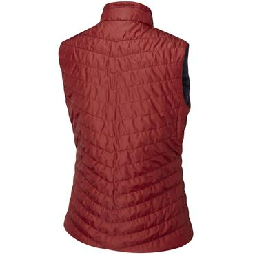 Ping Ladies Colette Vest Firebrick