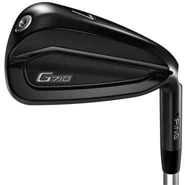 Ping G710 7 Graphite Irons 4-PW Gents RH