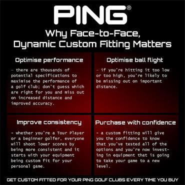 Ping G425 Crossover Hybrid Gents LH