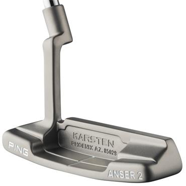 Ping TR 1966 Anser 2 Silver Putter Gents RH