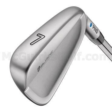 Ping iBlade 7 Steel Irons 4-PW Gents RH