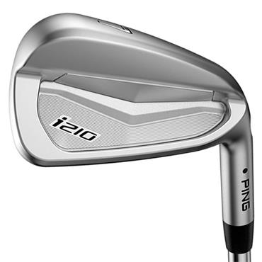 Ping I210 7 Graphite Irons 4-PW Gents LH