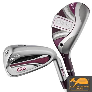 Ping G Le2 2-Hybrids & 5-Graphite Irons Ladies LH