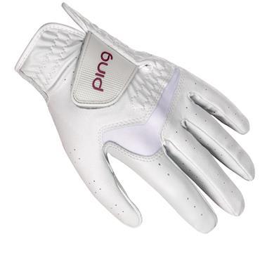 Ping Ladies Sport White Glove Left Hand