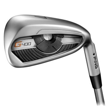 Ping G400 7 Steel irons 5-SW Gents RH