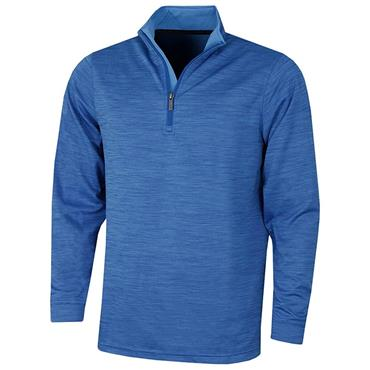 Proquip Gents Pro Tech Long Sleeve Wind Shirt Royal Blue