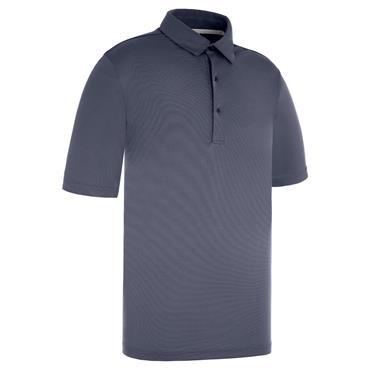 Proquip Gents Pro Tech Pin Dot Polo Shirt Navy