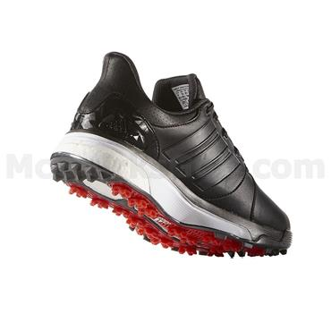 adidas Gents Adipower Boost 2.0 Wide Fit Shoes Black - Silver