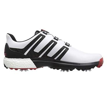 Adidas Gents Powerband Boa Boost Shoes White
