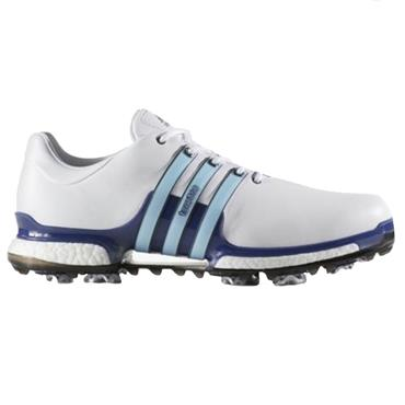 6fde6427614 Adidas Gents Tour 360 Boost 2 Golf Shoes White ...