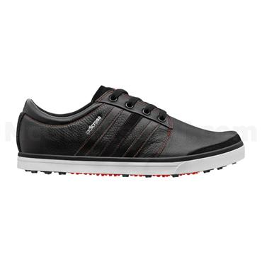 adidas Gents Adicross Gripmore Shoes Black - White - Scarlet