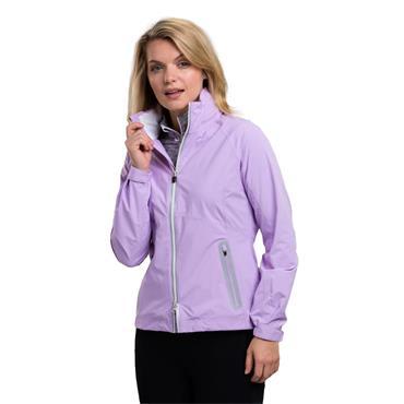 Zero Restriction Ladies Olivia Hooded Waterproof Jacket Dazed