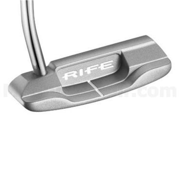 Rife Mild Stainless 460 Tour Blade HS Putter Gents RH