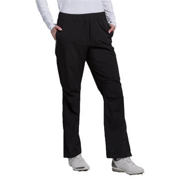 Zero Restriction Ladies Liv Rain Pants Black