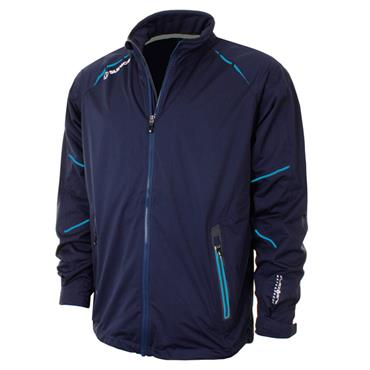 Sunice Gents Kern Flexivent Waterproof Golf Jacket Midnight - Blue