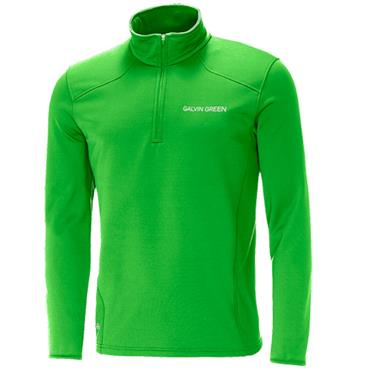 Galvin Green Gents Dwayne Tour Pullover Insula Fore Green
