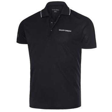 Galvin Green Gents Marty Tour Ventil8+ Polo Shirt Black