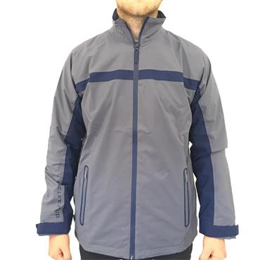 Stuburt Gents Torrent II Full Zip Waterproof Jacket Storm