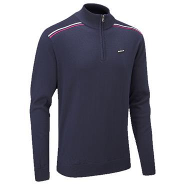 Stuburt Gents Hydro Sport 1/2 Zip Sweater Midnight