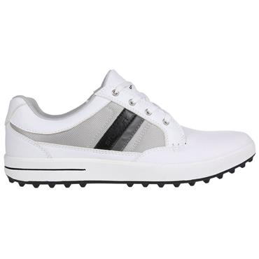 Stuburt Gents Urban Fashion Spikeless Shoes White