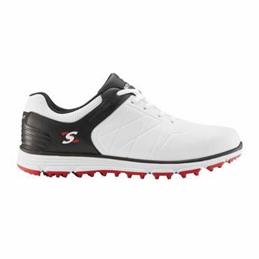 Stuburt Gents Evolve II Spikeless Shoes White - Black