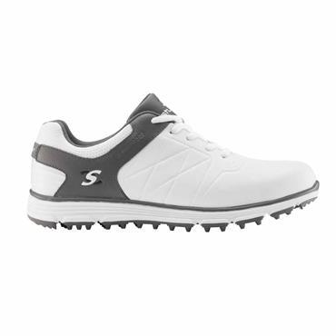Stuburt Gents Evolve II Spikeless Shoes White - Grey