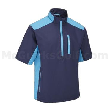 Stuburt Gents Vapour Sport 1/2 Zip Windshirt Midnight