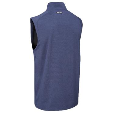 Stuburt Endurance Sport Zip Neck Performance Slipover Midnight