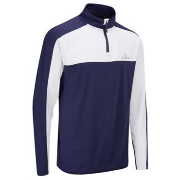 Stuburt Gents 1/4 Zip Evolve  Windproof Top Midnight