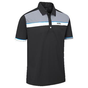 Stuburt Urban Response Polo Shirt Black