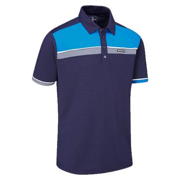 Stuburt Gents Urban Response Polo Shirt Midnight