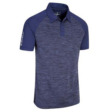 Stuburt Gents Evolve Milby Polo Shirt Midnight