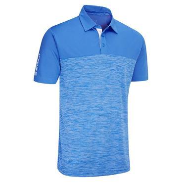 Stuburt Gents Evolve Obley Polo Shirt Imperial Blue