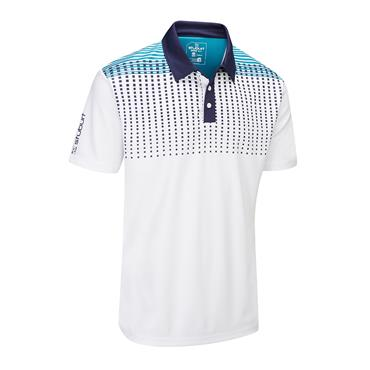 Stuburt Gents Sport Tech Whixley Polo Shirt Midnight