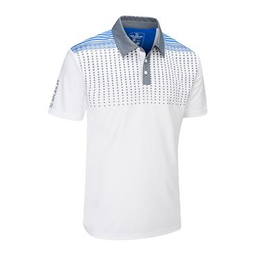 Stuburt Gents Sport Tech Whixley Polo Shirt Storm