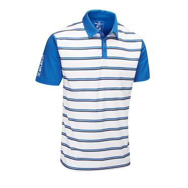 Stuburt Gents Evolve Apley Polo Shirt Imperial Blue