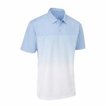 Stuburt Gents Evolve Dalton Polo Shirt Sky Blue