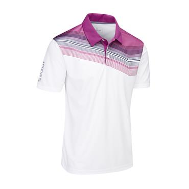 Stuburt Gents Evolve Upto Polo Shirt Plum