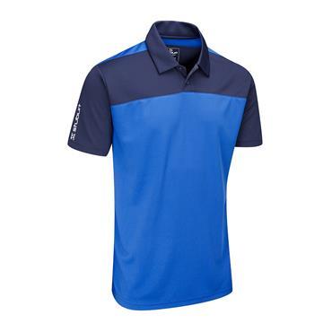 Stuburt Gents Sport Tech Leyburn Polo Shirt Imperial Blue