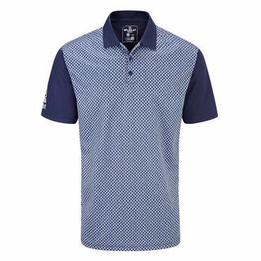 Stuburt Gents Chartsworth Polo Shirt Midnight
