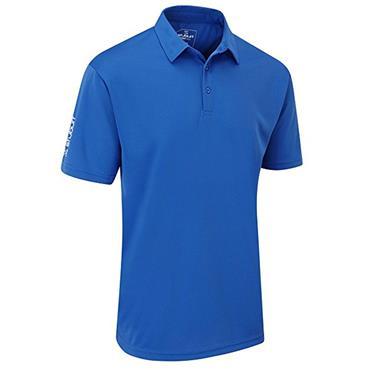 Stuburt Gents Sport Tech Polo Shirt Imperial Blue